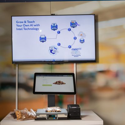 AOPEN Solutions' smart scale is a massive leap in reducing loss in retail
